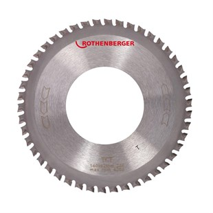 TCT disc HM universal f. PIPECUT  140 x 62
